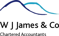 W J James & Co Logo